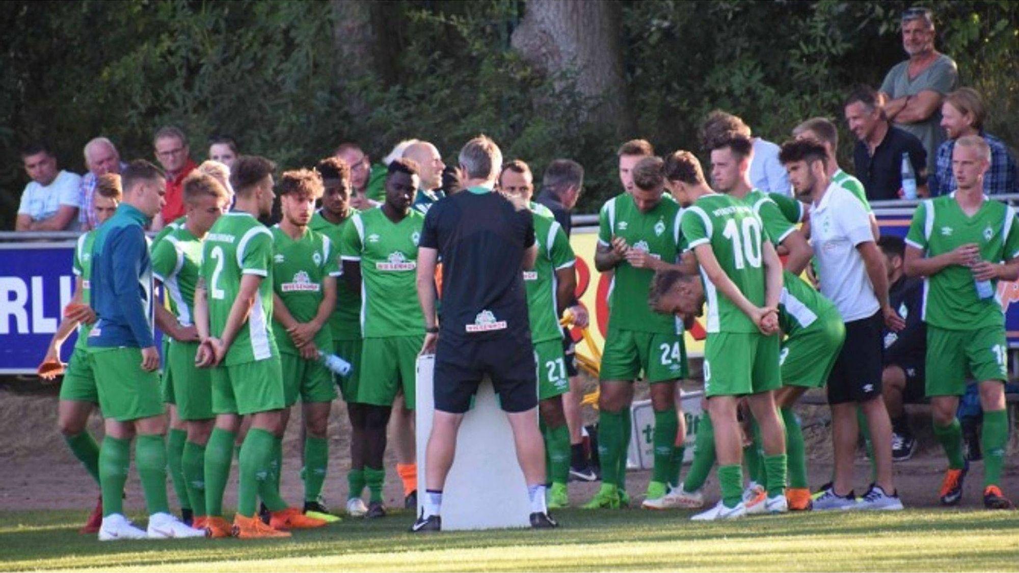 Werder II dominiert Nordderby