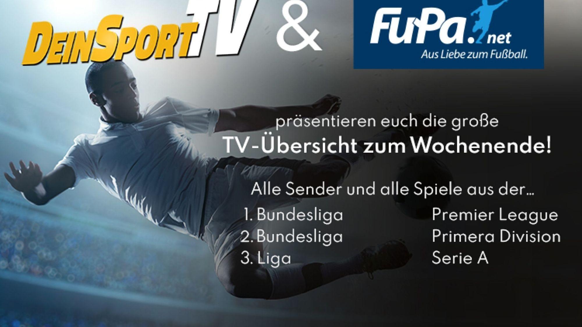 Fußball Bundesliga Am Wochenende