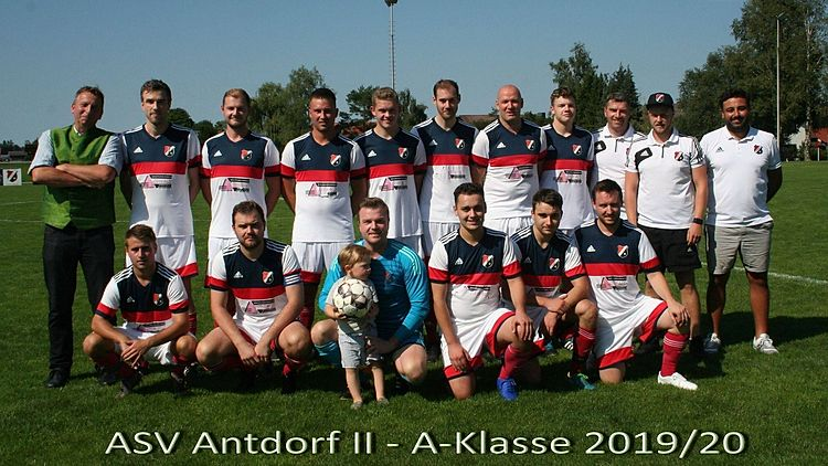 ASV Antdorf II - 2019/20