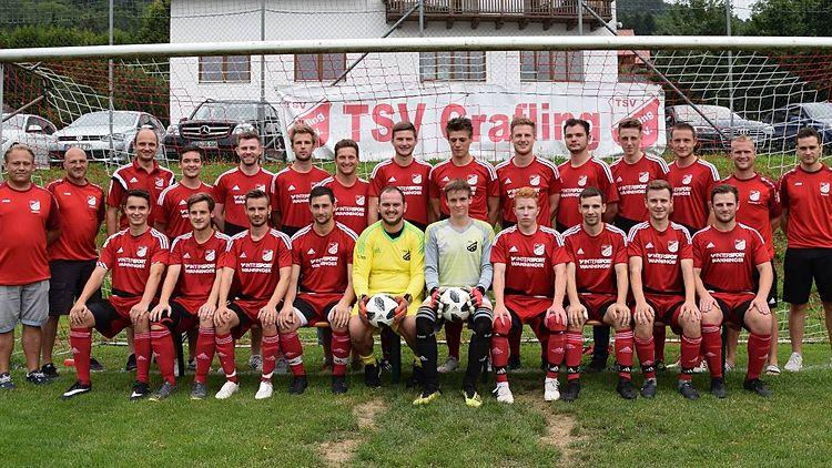 2. Mannschaft TSV GraflingSaison 2019/2020Kreisklasse Deggendorf Reserve