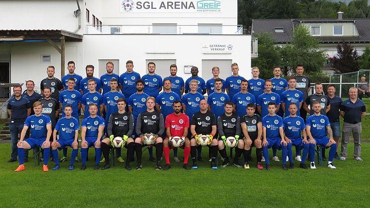 Mannschaftsfoto Saison 2021/22