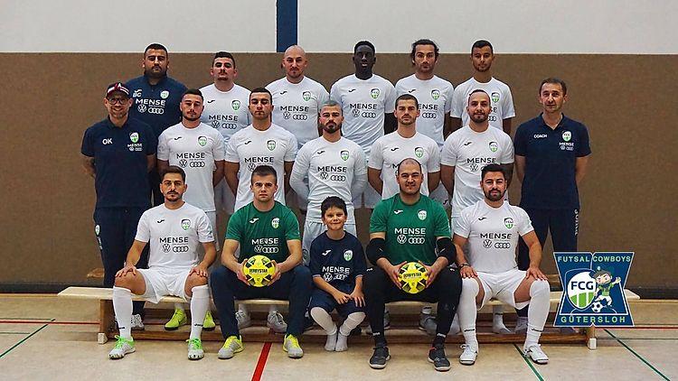 Team FCG Futsal Cowboys