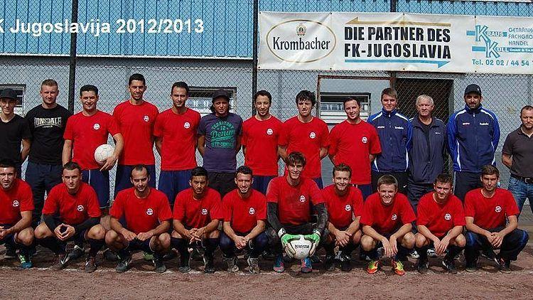 FK Jugoslavija-Wuppertal