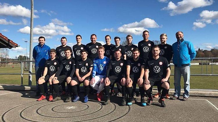 FC Dettenschwang Erste Mannschaft