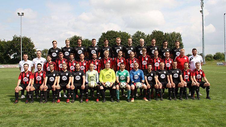 Mannschaftsfoto TSV Bernstadt