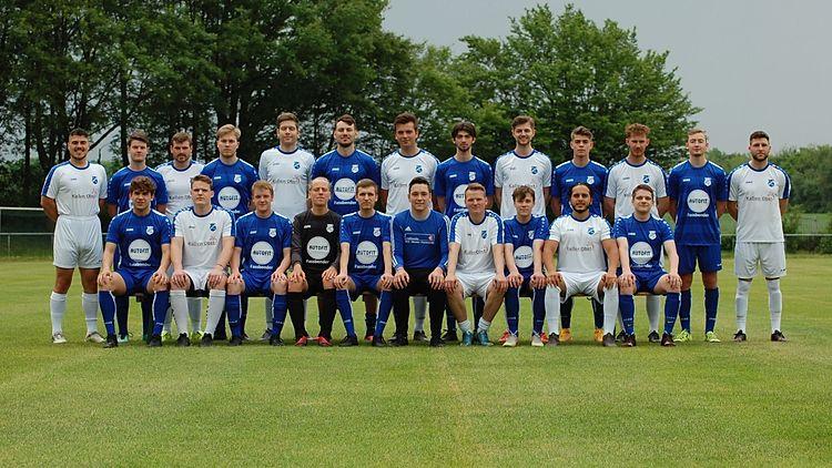 SV Glehn 1. Mannschaft 2021/22