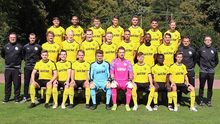 1. Mannschaft des CSV SF Bochum-Linden 1925 e.V., Saison 2020/2021