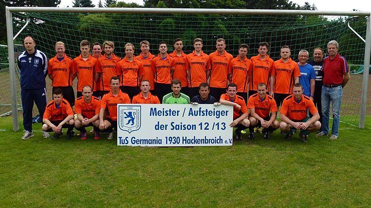 Meister 2012/2013