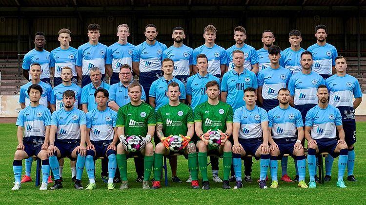 1. Seniorenmannschaft des FC Remscheid der Saison 2021/2022