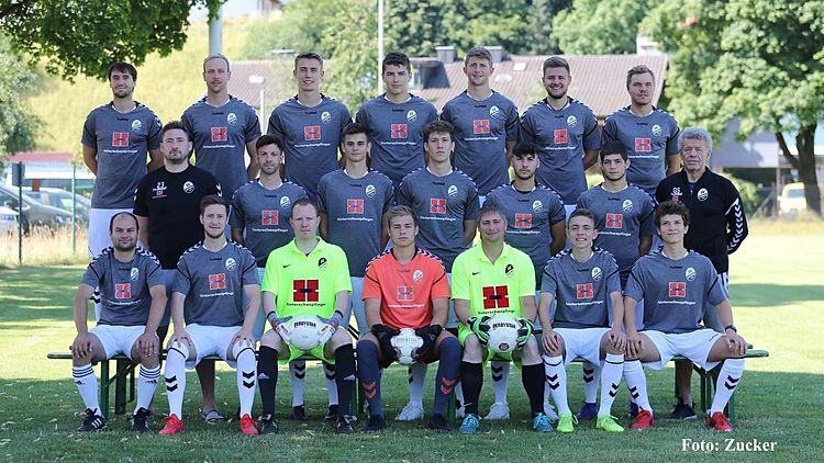 Kreisliga-Mannschaft SV Mehring 2919/20
