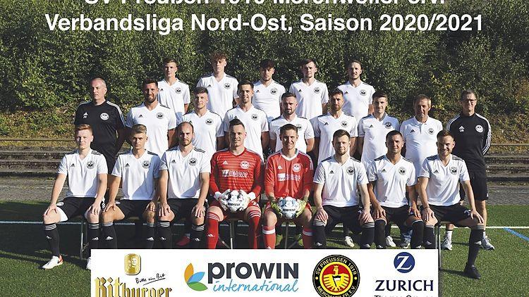 1.Mannschaft SV Preußen 1919 Merchweiler e.V., Saison 2020-2021
