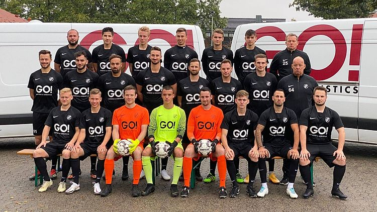 Mannschaftsfoto Saison 2020/2021