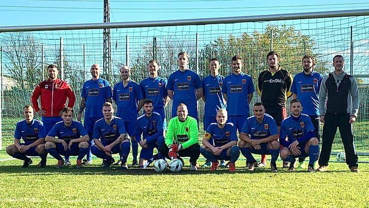 hinten v.l.n.r.: A. Neubauer, S. Bogedein, M. Schild, L. Ebeling, P. Koch, F. Körber, G. Uzkuras, T. Rieback, S. Wenig, R. Zywotek (Trainer)vorne v.l.n.r.: F. Fiebig, G.L. Einecke, T. Költsch, F. Valeras, M. Murawski, M. Knobbe, N. Reß, S. Herrmann