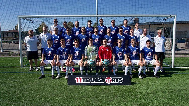 Mannschaftsfoto FC Palatia Limbach I 2020/21