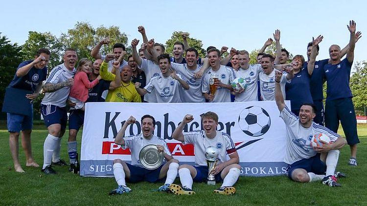 Blau-Weiß Bümmerstede - Kreisligameister und Pokalsieger 2016