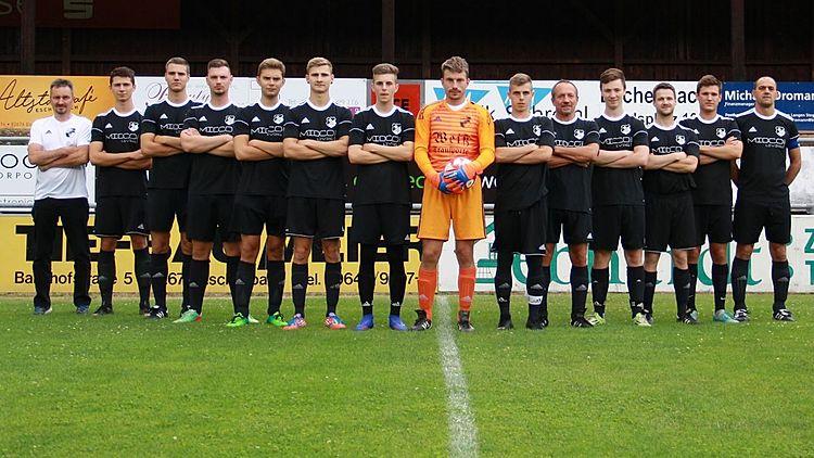 SG SC Eschenbach II/SpVgg Neustadt am Kulm II - Saison 2019/20