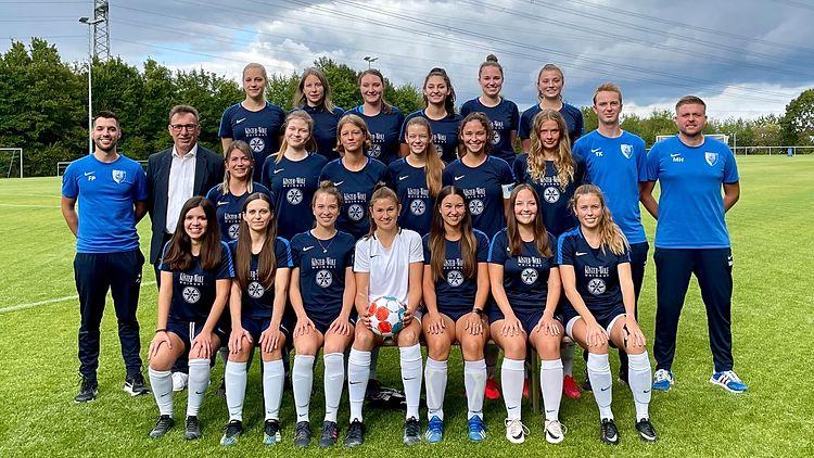 Frauenmannschaft TV Albig 2021/2022