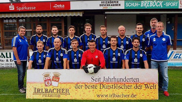 Kader 1. Mannschaft 2018/2019