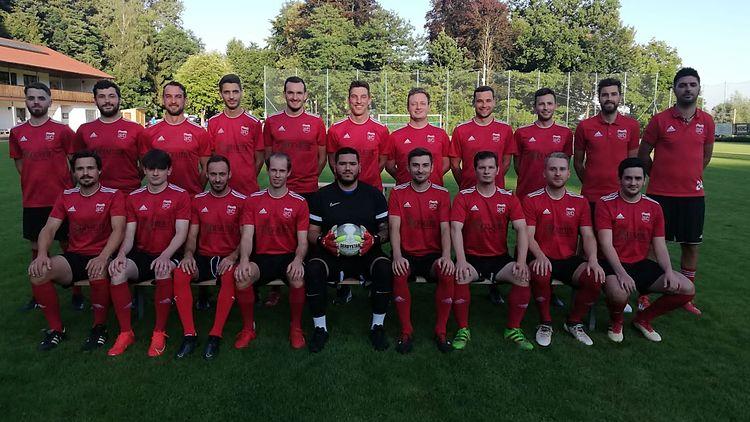 Mannschaftsfoto SC Massenhausen I 2021/2022