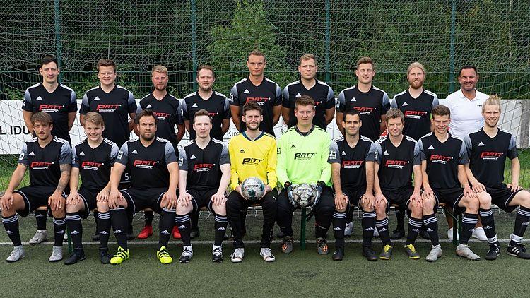 Herren 1. Mannschaft SG Albaum/Heinsberg 2021/22
